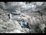 germasoyia dam infrared by poseidonsimons-s