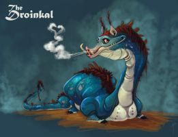 The Droinkal by Brett2DBean