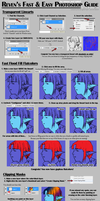 Fast and Easy Photoshop Guide by EMReven