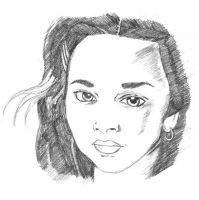 Portrait in Pencil by Bbedlam