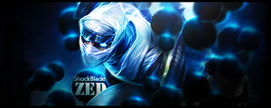 Zed Shock Blade by Aisuls