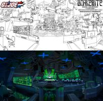 GIJoe Resolute Backgrounds 4 by SNAKEBITE01