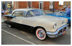 Very Sharp Oldsmobile by TheMan268