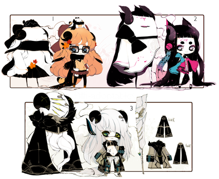 [CLOSED]ADOPT DYNAMIC PRICE 234- Shadowmonsters by Piffi-adoptables