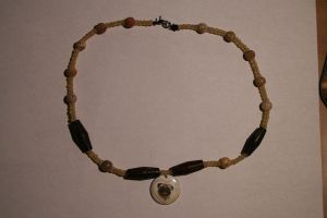 Pug Necklace by H20dog