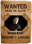 Tankman Inc's Most Wanted: Michael Myers by thephilipvictor