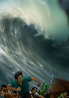 IOM comic covers illustrations 01 by Karding05