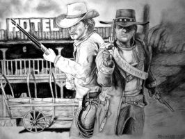 Call of Juarez by sotkata6