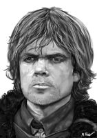 Tyrion Lannister by TheRaRaRabbit