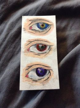 More eyes by pepe0826