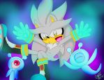 Silver with Wisps: Smile by GirlinLuvAnime