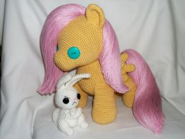 Flutterplushie by MasterPlanner