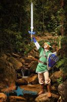 Link Cosplay - The Lagend of Zelda Skyward Sword by DavZLight