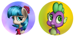 Bronycon Buttons by Grennadder