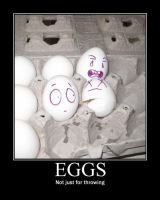 Eggs motivational picture by BBallGirl2009