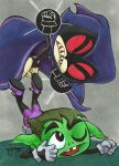 Raven And Beastie by kaspired
