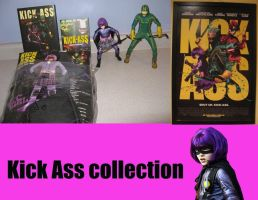 Kick Ass Collection by LeaveItToVi