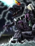 DON's Trypticon by hansime