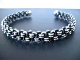 Celtic torc,6 strand weave by ou8nrtist2