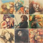 #ArtvsArtist - The Longfall of 1979 by The-Longfall-of-1979