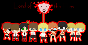 Lord Of The Flies by Aracuan