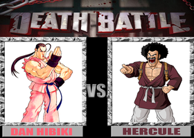Death Battle Fight Idea 31 by Death-Driver-5000
