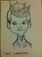 Joffrey Baratheon by j0epep