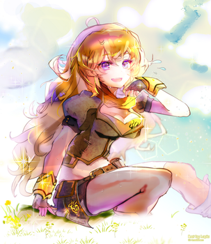 Training Yang by Lapia