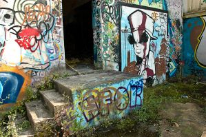 Grafs in the old industries 9 by lawra