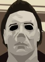 Michael Myers by DoctorRy