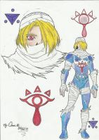 Sheik - Color by dessa86