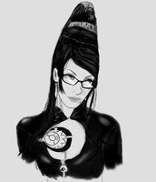 Bayonetta by LumicarArgwill