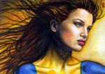 Kitty Pryde Sketch Card 4 by veripwolf