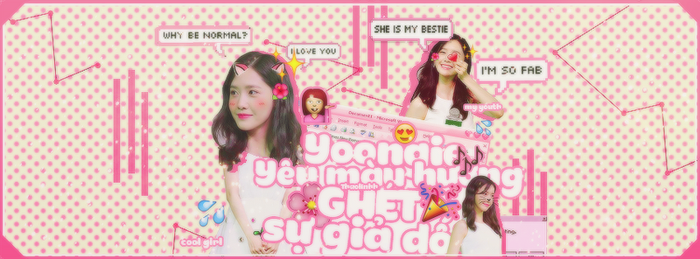 [130217] CUTE COVER IM YOONA by Thaolinhh