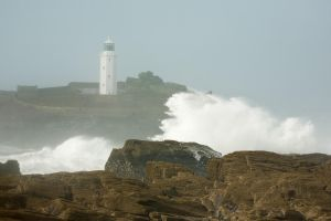 Godrevy Lighthouse, Cornwall by JakeSpain