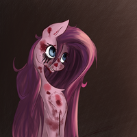 Pinkamena by LeaSmile