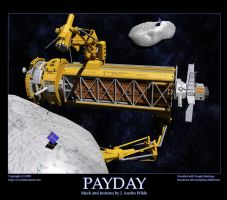 Payday by Reactor-Axe-Man