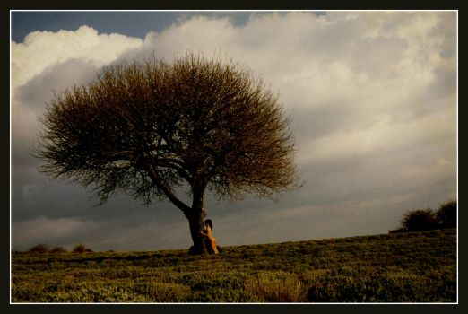 One could be a tree... by faondejade