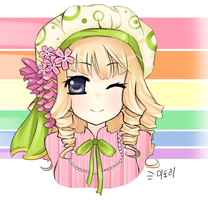 Gaia Commission: iGiggly by MidoriPearlVoice