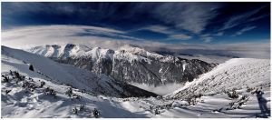 Borovec Panorama by S7ich