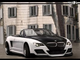 BMW 6 RS vs. AC by RS--Design
