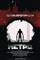 Metro 2033/Last-Light Movie Poster by 4er0d0wn