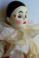 Clown Doll Stock 4 by chamberstock
