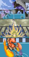 Flying Gym Challenge by Inudono19