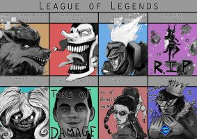 Updated League of Legends Meme 2015 by x-stripe-x