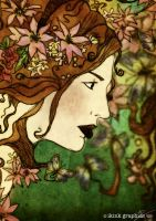 Mucha by Toefje-Kunst