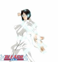 Bleach Uryu Ishida by Mr123GOKU123