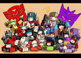 Group photo by libramu