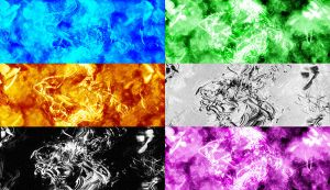 6 Banner Background Mix by confusedgorilla