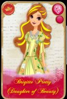 Ever After High: Brigitte Pretty by KariaHearts56789
